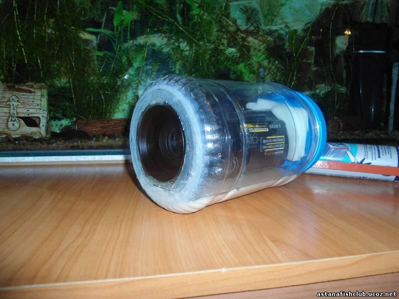 Подводную видеокамеру своими руками