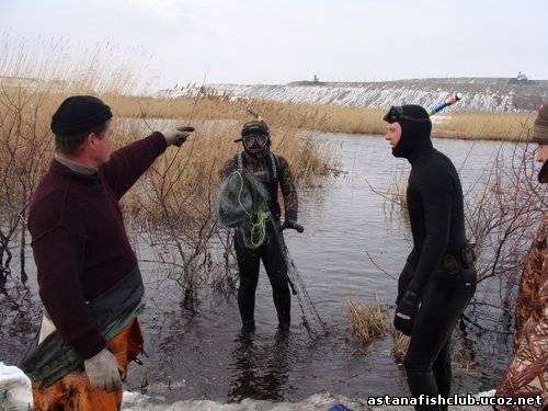 сети для рыбалки в костанае